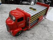 COCA COLA 1938 DELIVERY TRUCK WITH BOTTLES **MADE IN 1995**